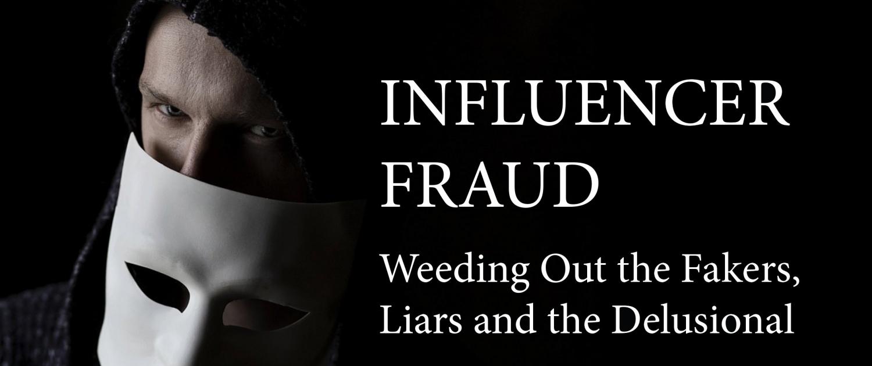 Influencer fraud